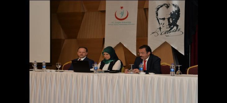 Türkiye Klinik Kalite Programı Bilgilendirme Toplantısı