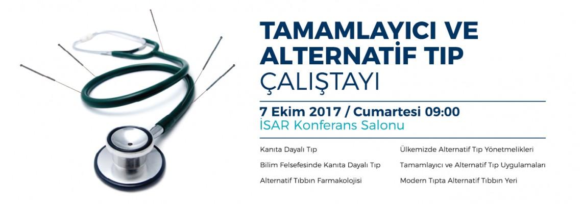 İstanbul Eğitim ve Araştırma Vakfı Tamamlayıcı Tıp Çalıştayı