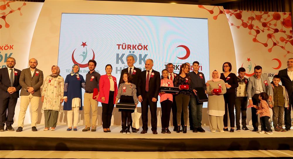TÜRKÖK'ün 3. Yılında Hasta-Donör Buluşması Gerçekleştirildi
