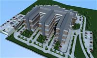 400 Yataklı Bartın Devlet Hastanesi