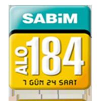 Alo 184 - SABİM