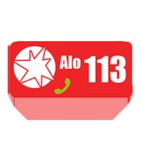 Alo 113 - Beyaz kod