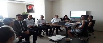 Şehir Hastanelerinin Finansmanı Çalıştayı Değerlendirme Toplantısı