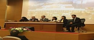 Isparta, Antalya, Afyon İli Hastaneleri Finansal Analiz Konuları Bölgesel Değerlendirme Toplantısı