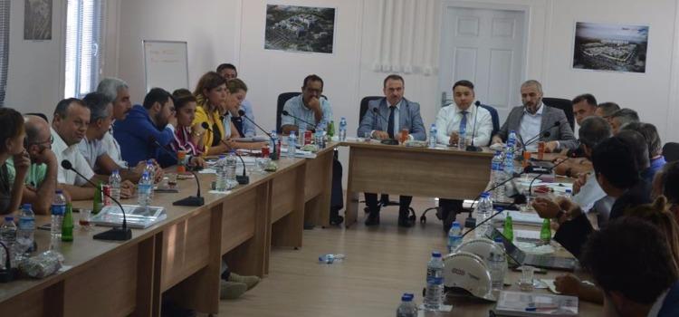 Gaziantep Entegre Sağlık Kampüsü Değerlendirme Toplantısı