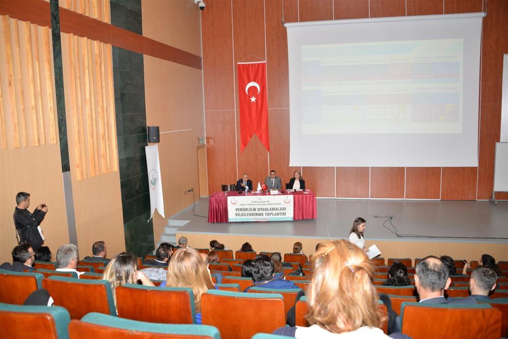 Bolu,Kastamonu, Karabük, Bartın,Düzce,Sakarya ve Zonguldak İlleri Acil Sağlık Hizmetleri Analizleri  Değerlendirme  Toplantısı Gerçekleştirilmiştir.