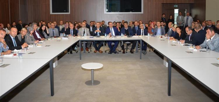 Ankara (Bilkent) Şehir Hastanesi Hizmet Komisyonları Bilgilendirme Toplantısı