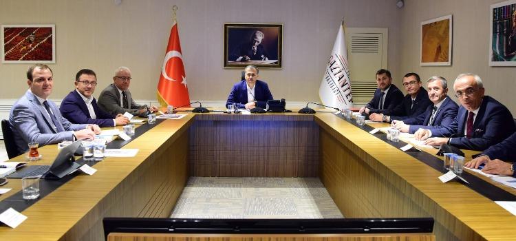 Gaziantep Şehir Hastanesi Projesi Koordinasyon Toplantısı