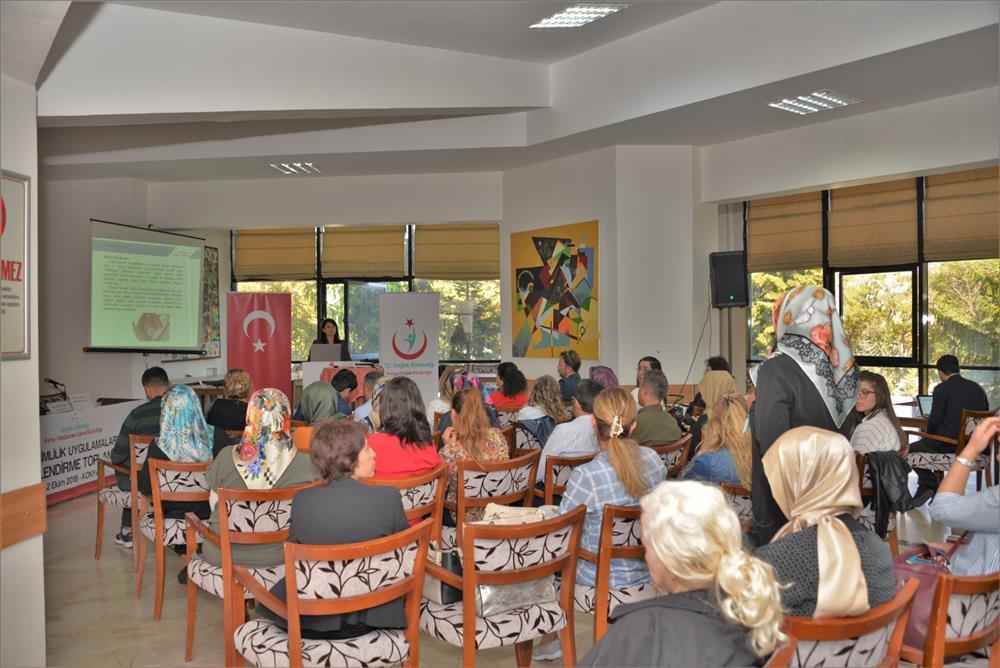 Konya, Antalya, Aksaray ve Karaman İlleri Sağlık Bakım Hizmetleri Değerlendirme Toplantısı Gerçekleştirildi
