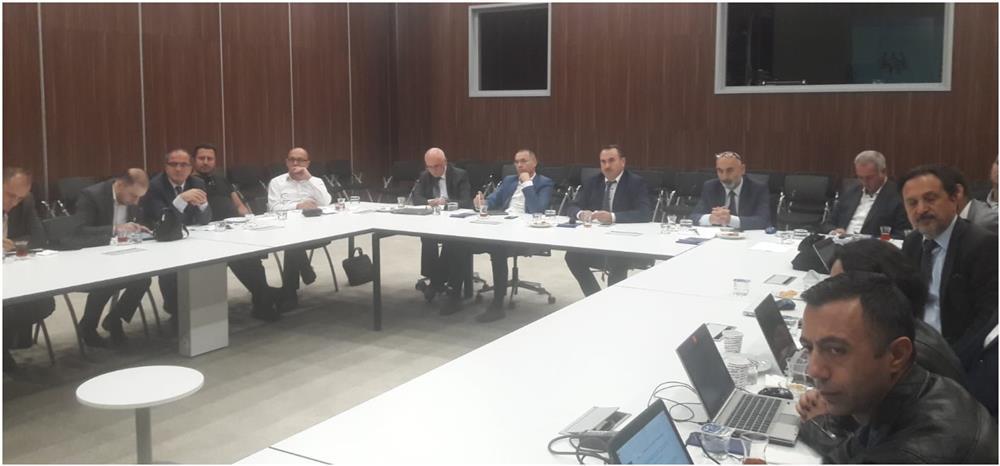 Açılış Sürecindeki Ankara Şehir Hastanesi HBYS Çalışmaları Toplantısı