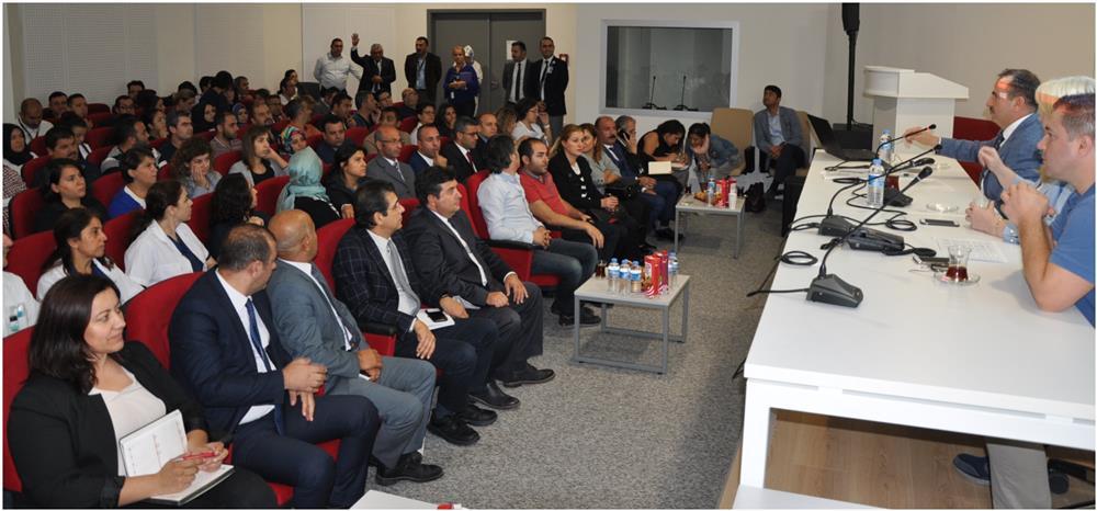 Manisa Şehir Hastanesi Açılış Öncesi Ön Süreç Değerlendirme ve Hizmet Kabul Komisyonları Toplantısı