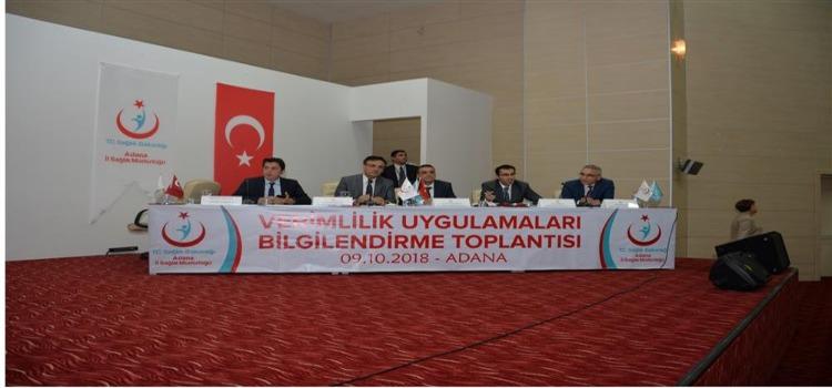 Adana İlinde Muhasebe ve Bütçe Uygulamaları Toplantısı Gerçekleştirildi