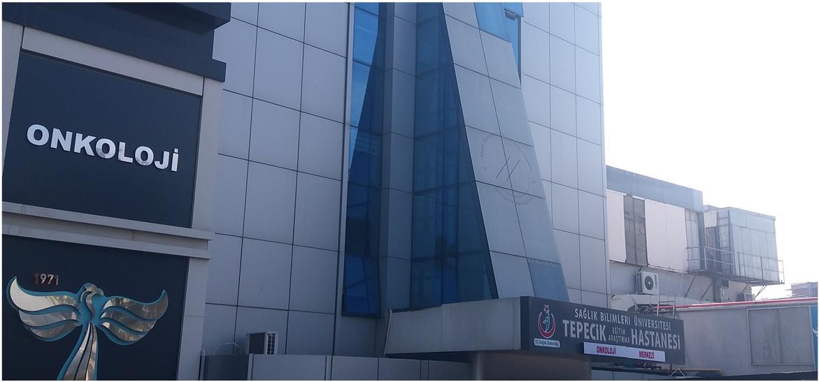 İzmir Tepecik EAH Ek Hizmet Binası Bornova Hastanesi Yerinde İnceleme  ve Değerlendirilmelerde Bulunuldu