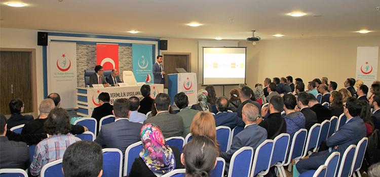 Samsun ilinde, İletişim ve Tanıtım Birimleri Genel Bilgilendirme Toplantısı Yapıldı