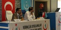 Samsun İlinde İstatistik, Analiz ve MHRS Değerlendirme Toplantısı Gerçekleştirildi