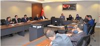 İş Sağlığı ve Güvenliği Uygulamaları Değerlendirme Toplantısı