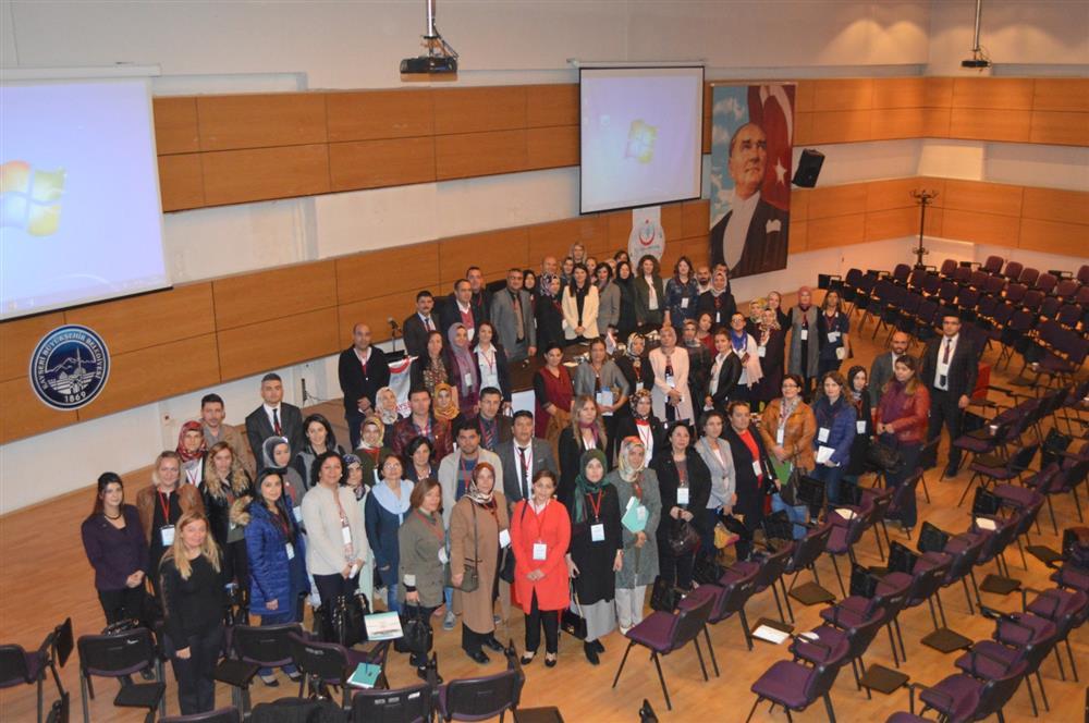 Kayseri İlinde Sağlık Bakım Hizmetleri Değerlendirme Toplantısı Gerçekleştirildi