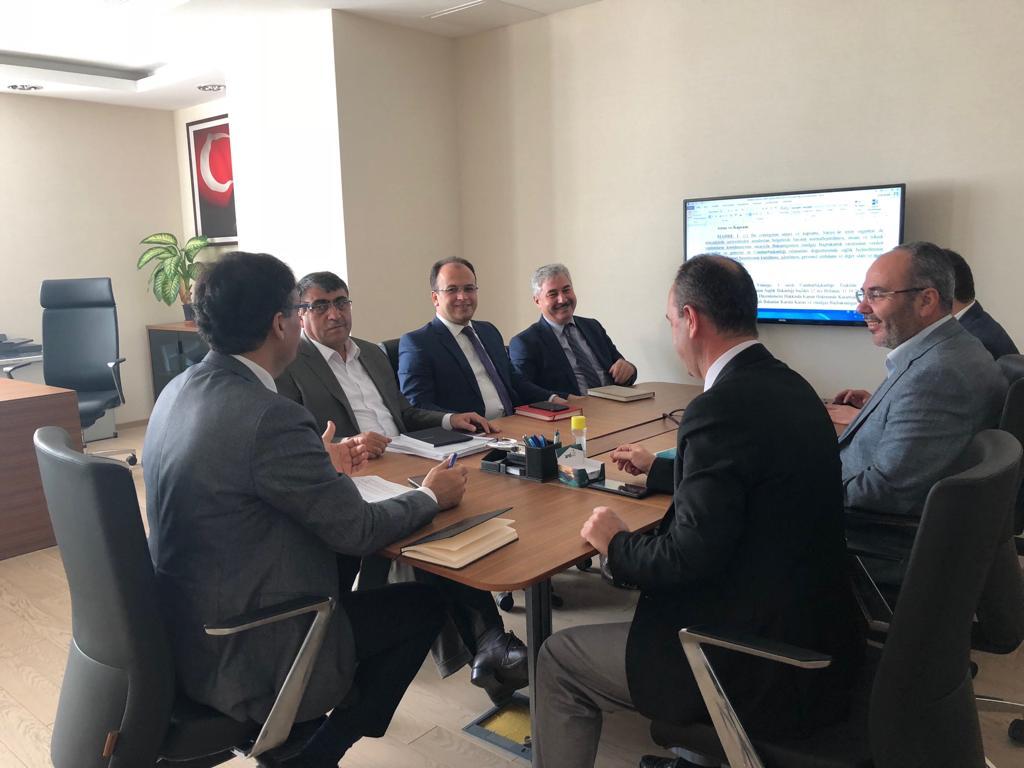 Suriye Görev Gücü Değerlendirme Toplantısı