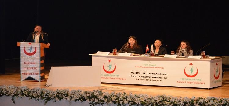 Kayseri İlinde İlaç, Tıbbi Sarf ve Tıbbi Cihaz Verimlilik Analizi Toplantısı Yapıldı
