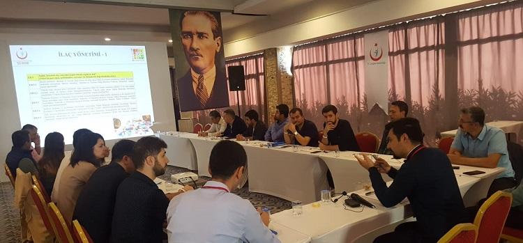 Antalya İlinde Verimlilik Gözlemcisi Eğitimi Gerçekleştirildi