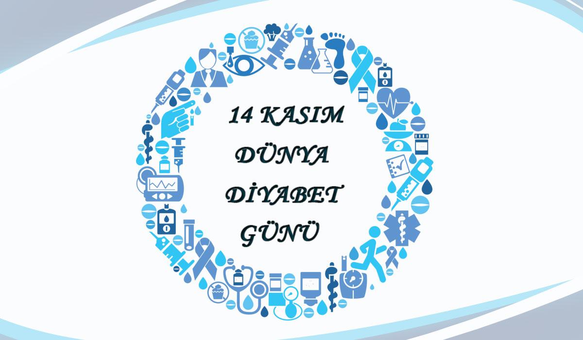 14 Kasım Dünya Diyabet Günü