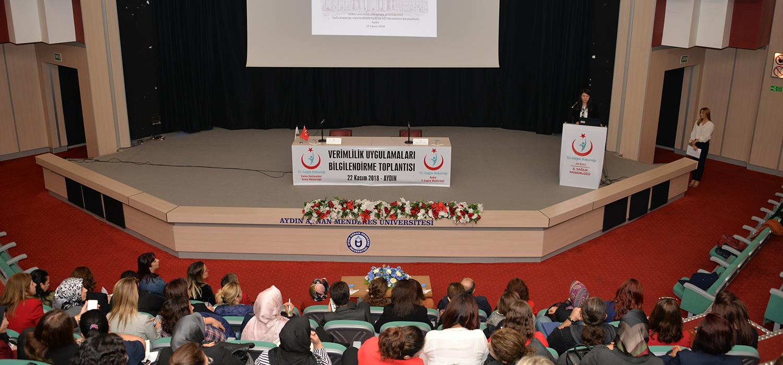 Aydın İlinde Sağlık Bakım Hizmetleri Değerlendirme Toplantısı Gerçekleştirildi