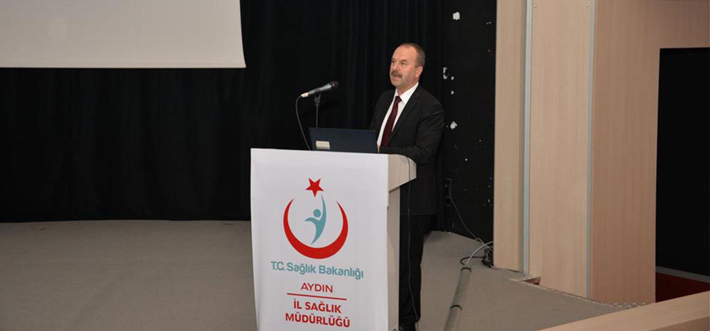 Aydın ilinde Acil Sağlık Hizmetleri Verimlilik Analizi Bilgilendirme Toplantısı gerçekleştirilmiştir.