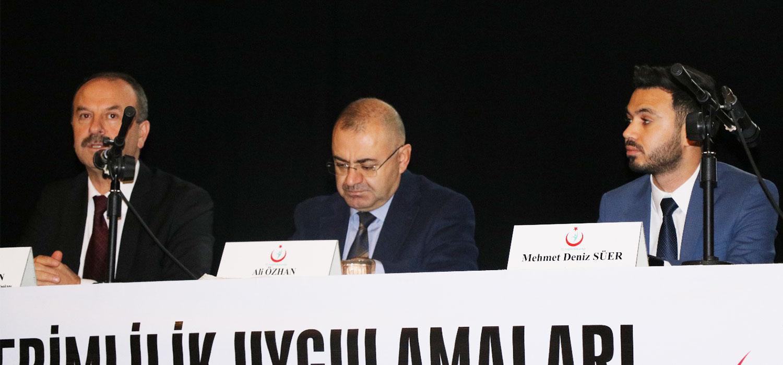 Aydın ilinde, İletişim ve Tanıtım Birimleri Genel Bilgilendirme Toplantısı Gerçekleştirildi