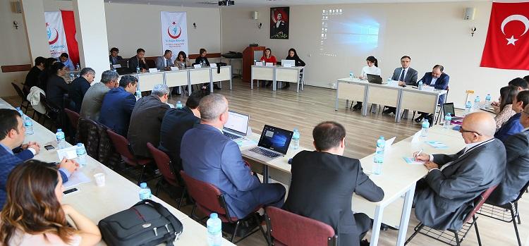 İzmir İlinde Simülasyon Destekli Eğitim ve Uygulama Merkezleri (SEUM) Çalıştayı Yapıldı