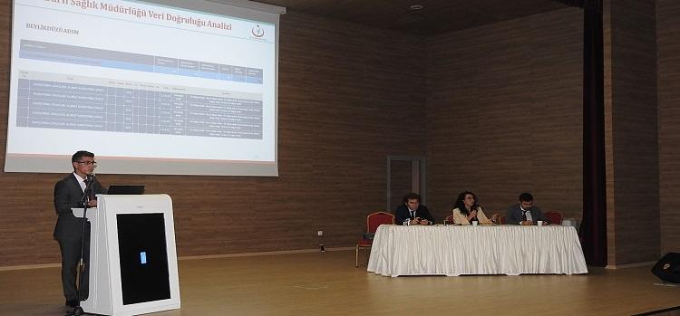İstanbul İlinde Yerinde Değerlendirme Toplantısı Yapıldı