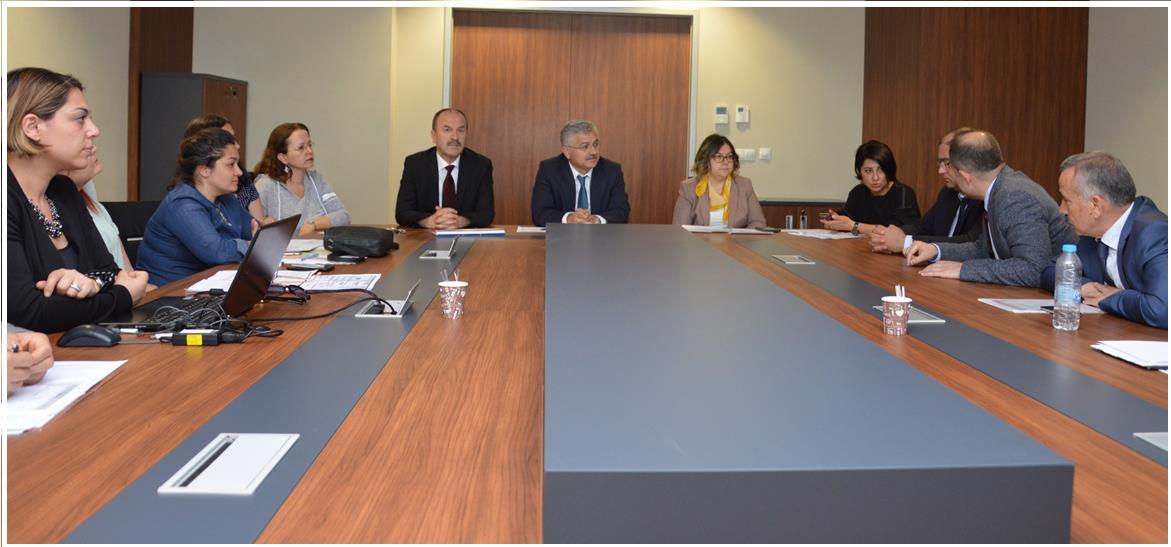 Hatay Dörtyol Devlet Hastanesi  İhtiyaç Tespit Komisyonu Toplantısı