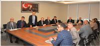 İzmir Aliağa,Karşıyaka ve Menemen Devlet Hastaneleri İhtiyaç Tespit Komisyonu Toplantısı