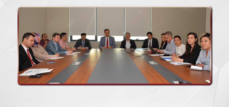 Şehir Hastaneleri Sigorta Komisyonu 3'üncü Toplantısı