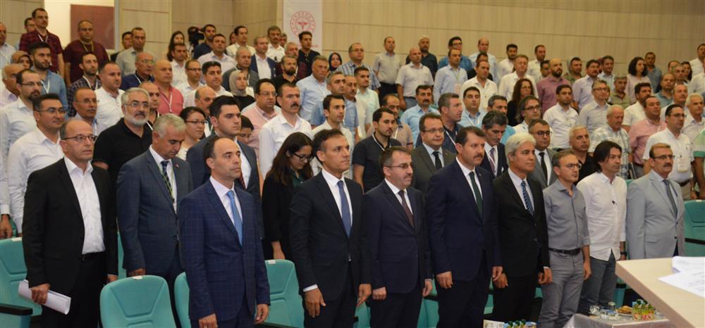TGAP Ofisi Bölgesel Bilgilendirme Toplantılarının üçüncüsünü Sivas'ta gerçekleştirdi