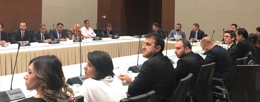 Taşra Teşkilatı İstişare Toplantısı