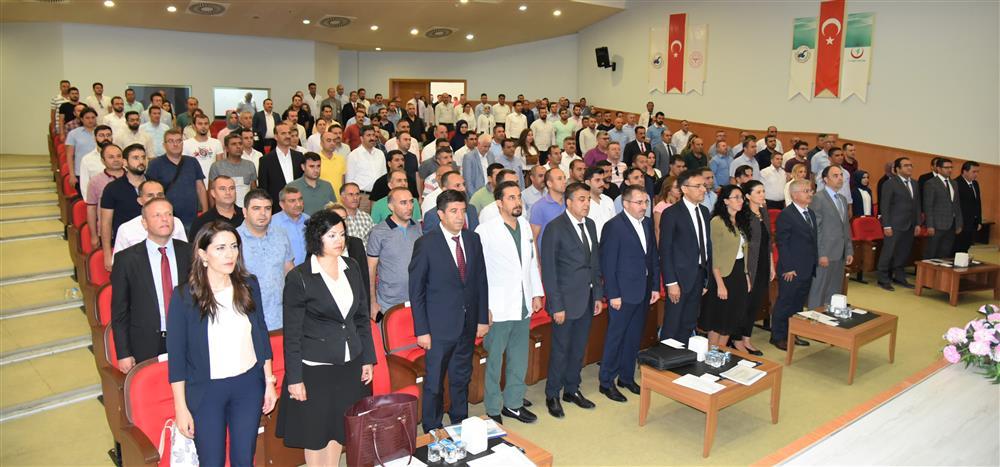TGAP Ofisi Bölgesel Bilgilendirme Toplantılarının dördüncüsünü Van'da gerçekleştirdi