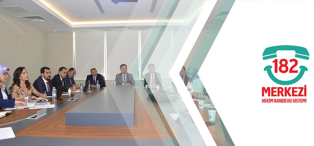 23 Eylül 2019 MHRS Genel Değerlendirme Toplantısı