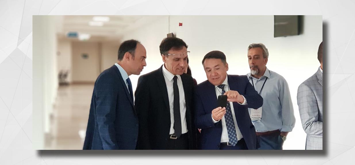 Gaziantep İlinde İnşaat Bakım Onarımları ve Tıbbi Cihaz İhtiyaç Planlamasına Yönelik Yerinde Değerlendirme Toplantısı