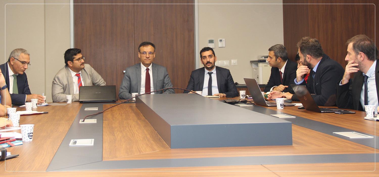 İç Kontrol İş Süreçleri ve Risk Değerlendirme Toplantısı