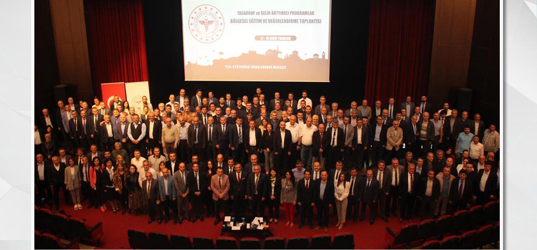 TGAP Ofisi Bölgesel Bilgilendirme Toplantılarının Altıncısını Trabzon'da Gerçekleştirdi