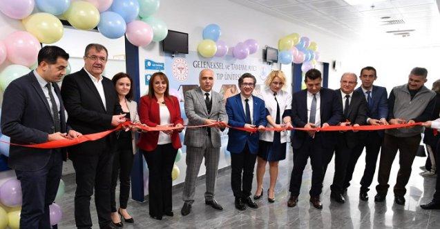 Denizli Devlet Hastanesi GETAT Ünitesi Açıldı
