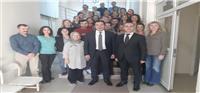 İzmir Kuzey ve Güney Muhasebe Birimleri Değerlendirme ve İzlem Ziyareti