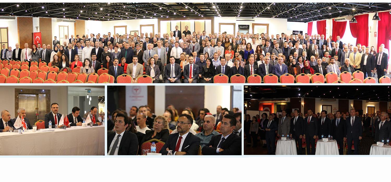 TGAP Ofisi Bölgesel Bilgilendirme Toplantılarının yedincisini İzmir'de gerçekleştirdi
