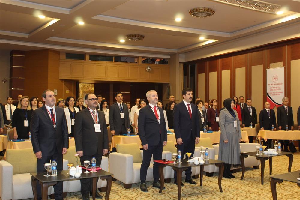 Özel Sağlık Tesislerinin Denetimine İlişkin Usul ve Esaslar Hakkında Yönetmelik Çalıştayı