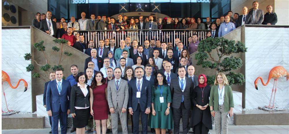 16-18 Aralık 2019 tarihli TGAP 2019 Yılı Değerlendirme ve 2020 Eylem ve Faaliyet Revizesi Çalıştayı