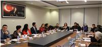 Kadına ve Çocuğa Yönelik Şiddetle Mücadele Bilimsel Danışma Komisyonu Toplantısı