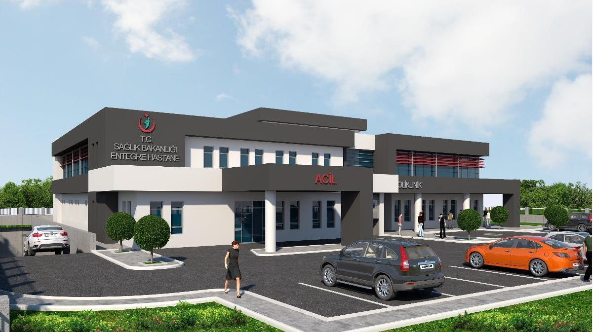 Malatya Kuluncak'ta Entegre İlçe Hastanesi Hizmete Başladı