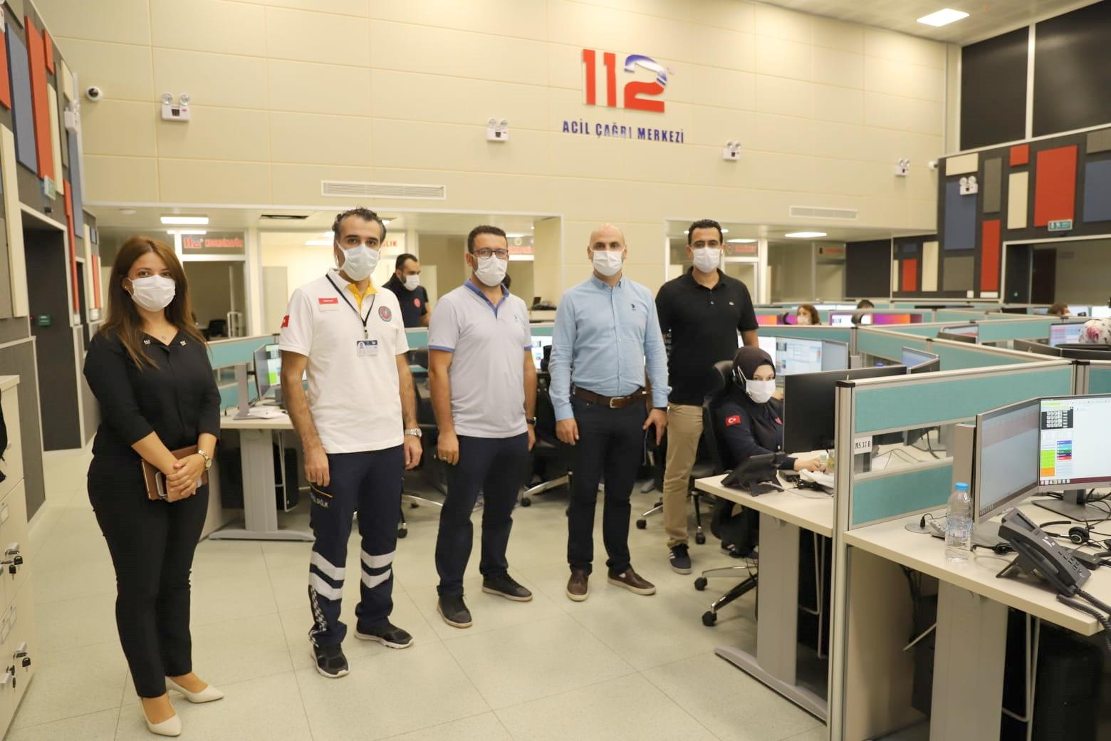 Ordu 112 Yeni Nesil Acil Çağrı Merkezinin Açılışı Yapıldı