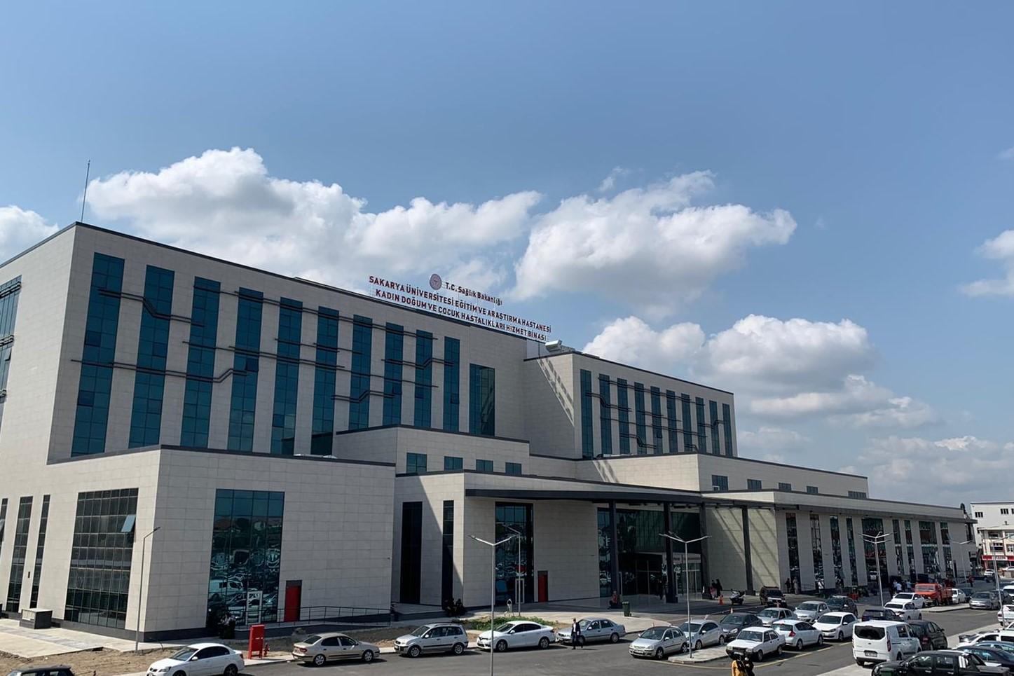 Sakarya Kadın Doğum ve Çocuk Hastanesi Hizmete Açıldı